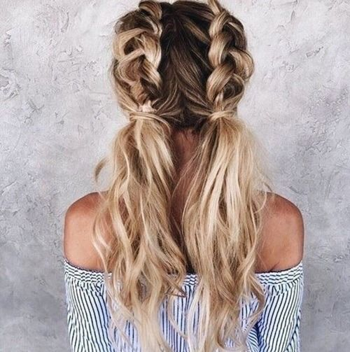 40 Trendy Braided Hairstyles For Long Hair To Look Amazingly Awesome; long wedding hairstyles ;Beautiful prom hairstyles 2018; long hairstyles for teens.